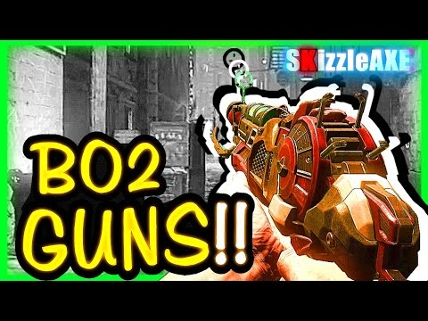 *NEW* Black Ops 3 Zombies w/ BO2 Weapons! Ray Gun Mark 2 in BO3 Zombies (IW DLC 1 Trailer Talk)
