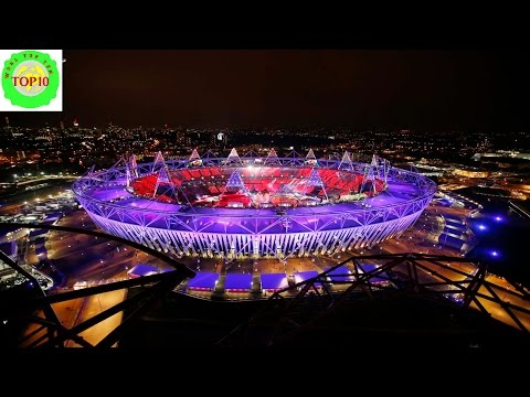 Top 10 Most Extraordinary Stadium Designs   Amazing Architecture