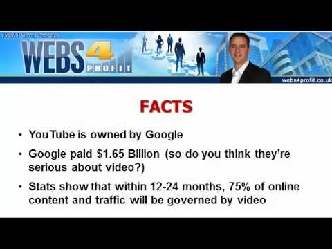 Web Design Southampton - Ranking YouTube Videos on Page 1 of Google in 30 Minutes