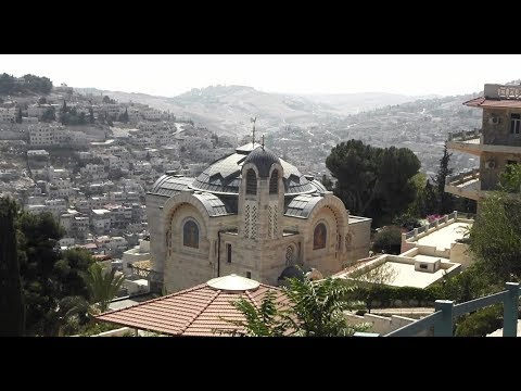 Private Tour Guide - St. Peter in Gallicantu Jerusalem Mount Zion