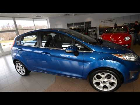 2011 Ford Fiesta SES Bluetooth (stk# 23104A ) for sale Trend Motors Used Car Center Rockaway, NJ