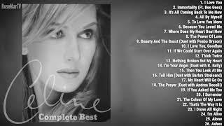 Download Celine Dion | Complete Best | Non Stop Playlist