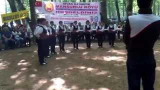 Sivas hafik mansurlu köyü pikniği sivas halayı Video