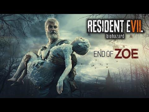 Resident Evil 7: Biohazard - End Of Zoe DLC - Let's Play (FULL DLC)