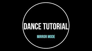 Meghan Trainor-Can't Dance Dance Tutorial(mirror mode) Choreography by WonHye Kim Video