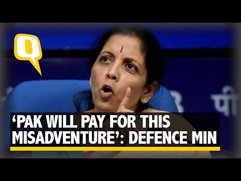 Pakistan Will Pay for This Misadventure: Defence Minister | The Quint