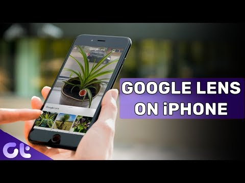 How To Install & Use Google Lens On Your IPhone | Guiding Tech