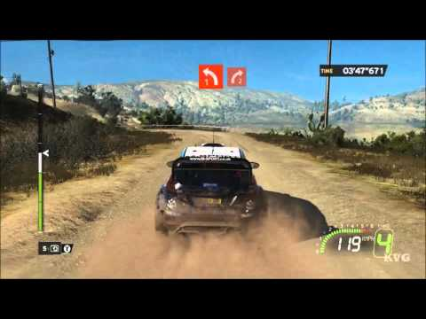 WRC 5 FIA World Rally Championship - Rally Guanajuato Mexico - Gameplay Compilation [1080p60FPS]