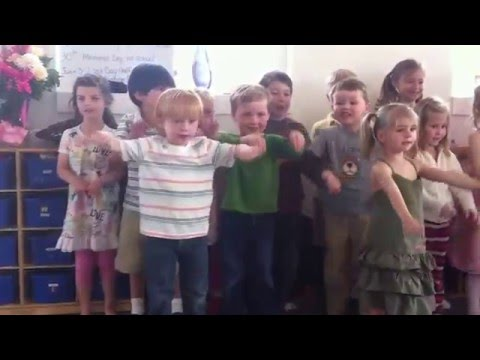 Bridger Mother's Day Performance at Growing Light Montessori School
