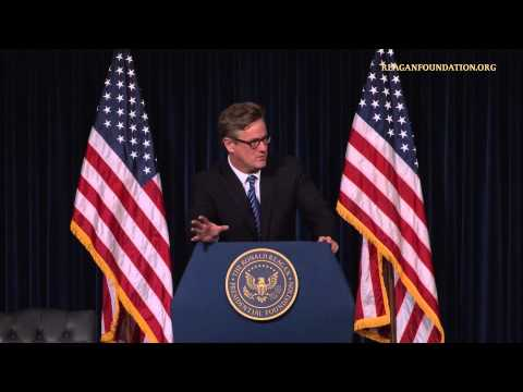 A Reagan Forum with Joe Scarborough — 12/13/13