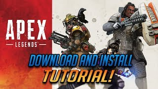Gambar cover How To Download and Install Apex Legends In Windows 10/8/7 PC [COMPLETE Tutorial]