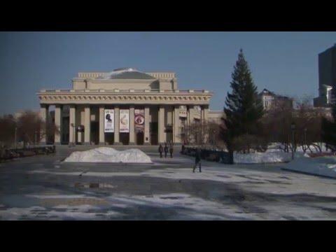 Время в Новосибирске