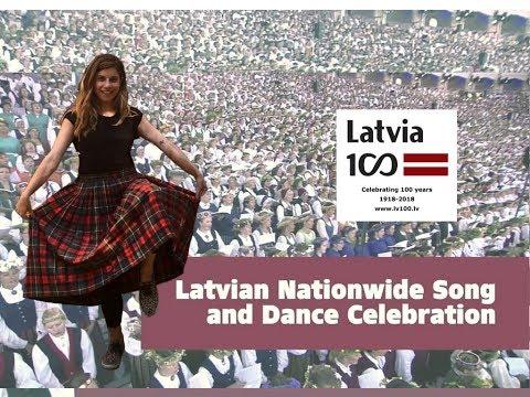 Να τα εκατοστήσεις Λετονία! | 100 YEARS LATVIA