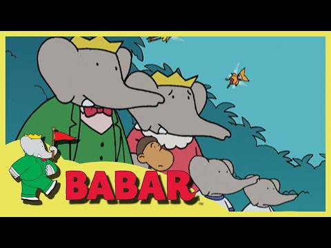 Babar | Adventure On Big Island: Ep. 67