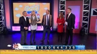 Channel Nine - Gold Week Telethon 2012 - Handover to Nine News Sydney Team (11/6/2012)