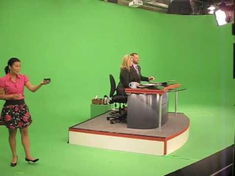 Wesla Wong: Traffic & Weather at Global News BC