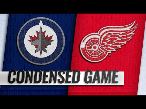 10/26/18 Condensed Game: Jets @ Red Wings