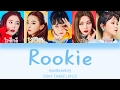 Red Velvet - Rookie [HAN|ROM|ENG Color Coded Lyrics]