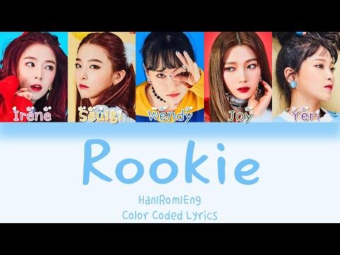 Red Velvet - Rookie [HAN|ROM|ENG Color Coded Lyrics] Mp3