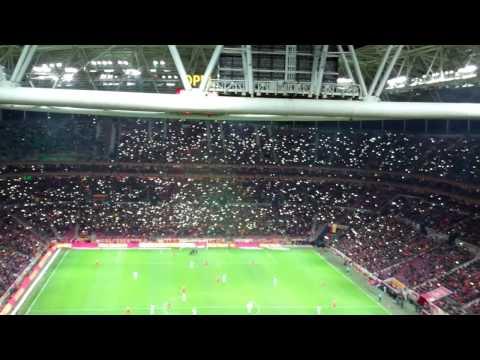 Turk Telecom - Galatasaray vs Bursapor!