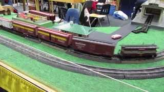 Take a tour of the ACSG Washington and Old Dominion S Gauge Layout