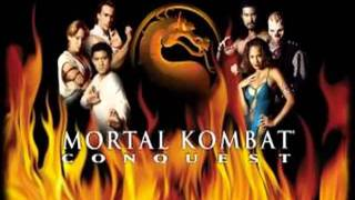Mortal Kombat Conquest - Eternal Warrior