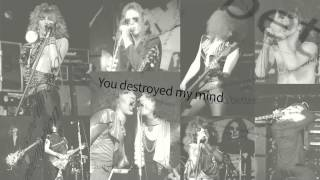 Run For Your Life - Twisted Sister Lyric Video