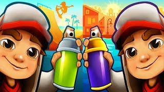 Subway Surfers Venice Beach VS Buenos Aires Gameplay for Children #1