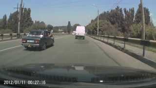 видео Ремонт бензобака Ваз 2106 на дороге