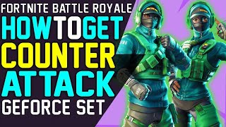 How To Get The **NEW** Reflex Bundle | #BareFox #Fortnite