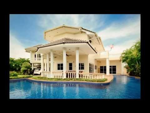 Beautiful villas & luxury houses in Pattaya Thailand   Pattaya Luxury Real Estate