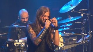 Iced Earth If I Could See You Live Paris 2013