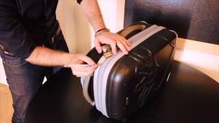Dari gudri - kā atvērt aizslēgtu ceļojuma koferi