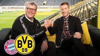 Baby party for the captain! |Matchday Magazine w/ Marco Reus | FC Bayern - BVB