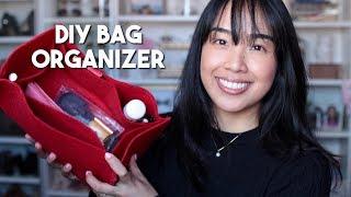 DIY | Bag Organizer