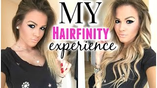 Do Hair Growth Pills Actually Work? My Hairfinity Experience