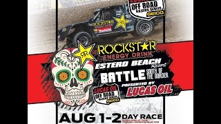 Lucas Oil OffRoad Series Estero Beach 2015 Day 2 By ZooRoad Co