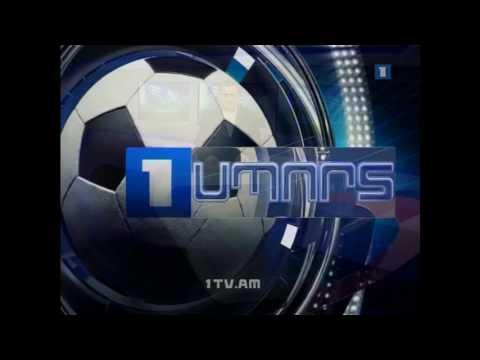 [OLD] Sports' News Intro/Outro - Armenia (1TV/ARMTV/APMTV/Armenia 1)