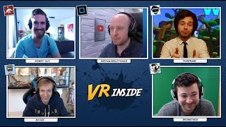 VR Inside Podcast! - Mixed Reality Headsets, Oculus Connect, L.A. Noire & Possible GTA 6 VR (Ep.