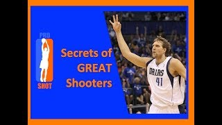 The 3 Shooting Secrets of GREAT Shooters