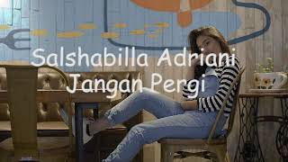 Download lagu SALSHABILLA JANGAN PERGI Lyrics MP3
