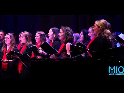 Norton Rose Fulbright Office Choir of the Year 2016   Heat 2