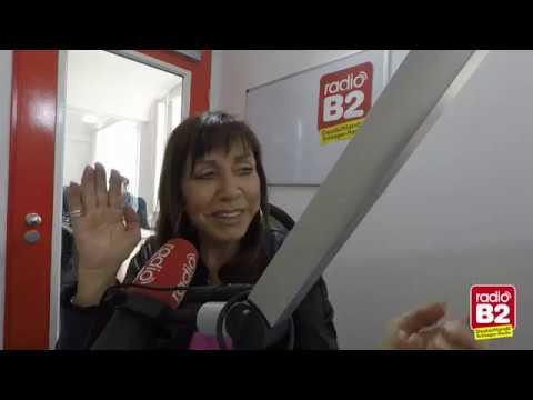 Tina York zu Gast bei radio B2 in der Sendung Kultur mit Michael Niekammer