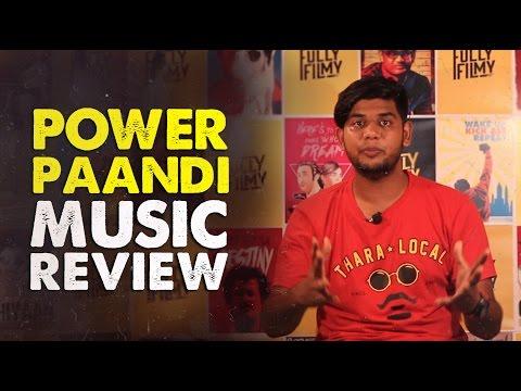 Power Paandi Music Review   Dhanush   Sean Roldan   Fully Filmy