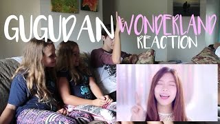 Gugudan (구구단) - Wonderland MV Reaction