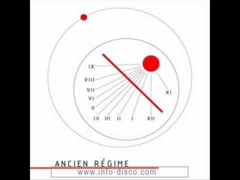 ANCIEN REGIME - No Lights In The Elevator