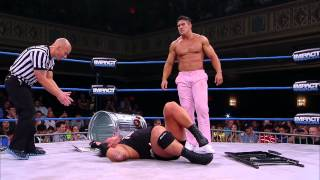 Street Fight: Ethan Carter III vs Rhino (Sept 10, 2014)