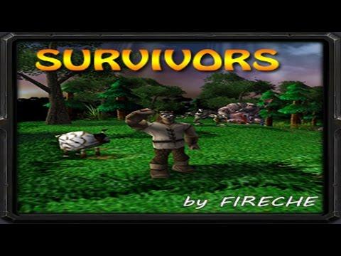 Warcraft 3 - Survivors