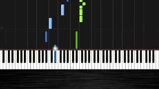 Iggy Azalea - Fancy ft. Charli XCX - Piano Tutorial by PlutaX - Synthesia