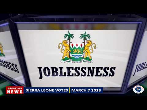 ELECTION DAY IN SIERRA LEONE PART 3